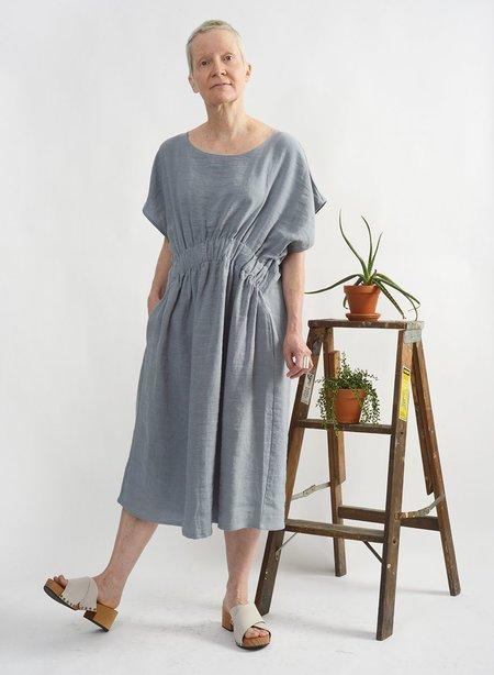 Meg Elastic Dress - Dove