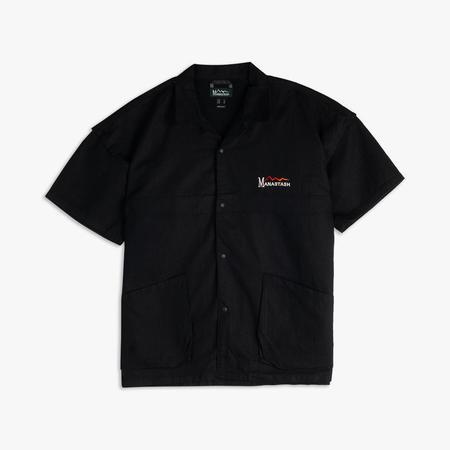 Manastash Wenatchee Vent Shirt / Black