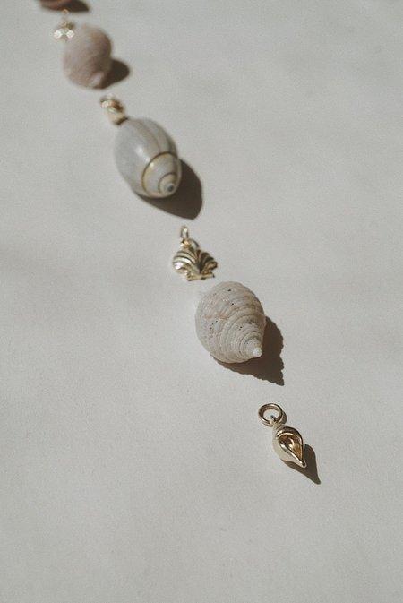 Foe and dear Conch Charm Pendant