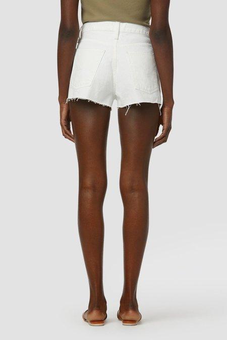 Hudson Jeans Lori High-Rise Short - Destructed White