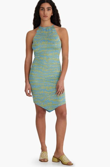 Paloma wool prue halter dress