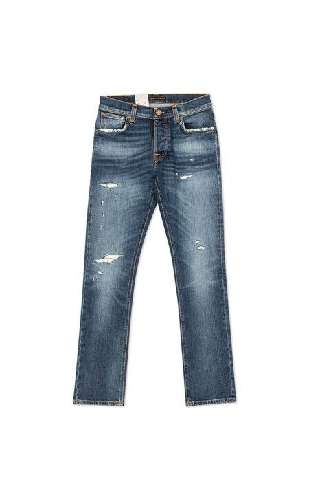Nudie Jeans Grim Tim Jeans - Broken Promises