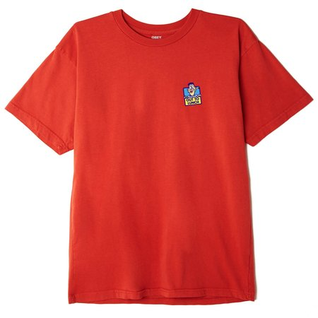 Obey Out To Lunch Organic Tee