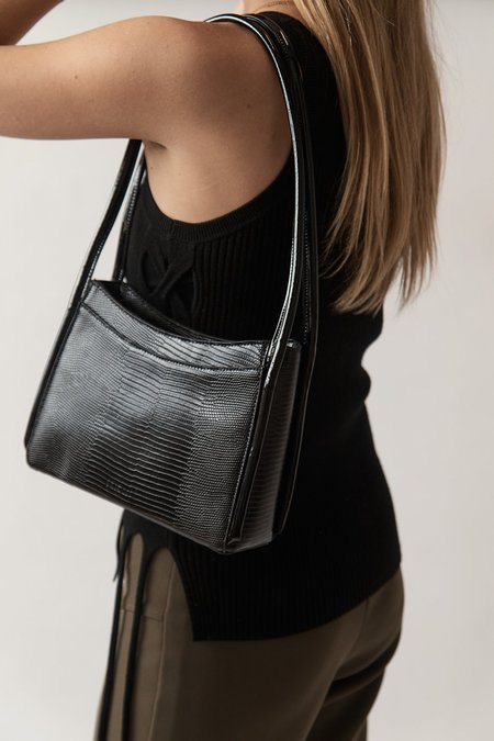 BRIE LEON The Mila Bag - Black