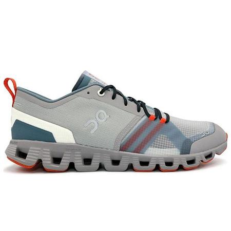 Cloud X Shift 'Alloy / Red'