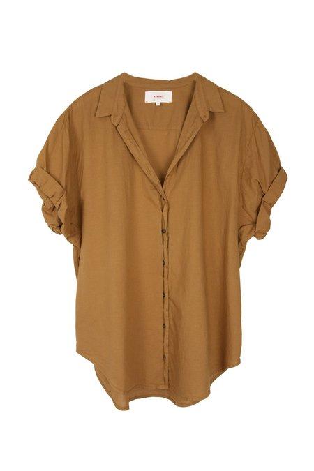 Xirena Channing Khaki Shirt - Khaki