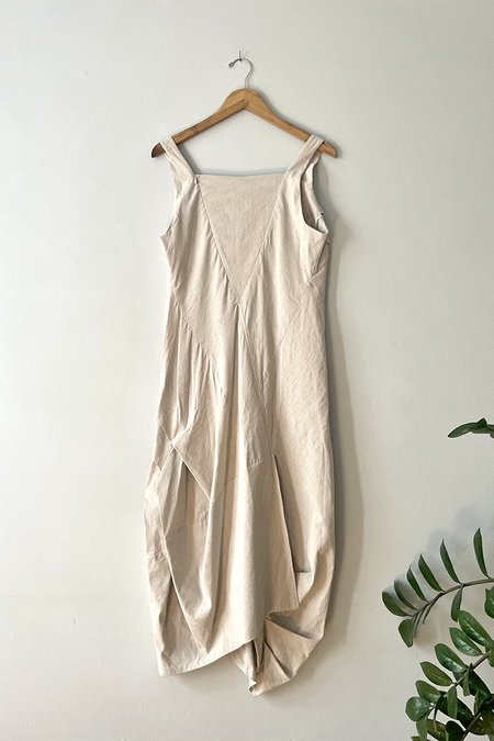 GUT Lilith Sable Dress - Ivory