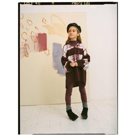 kids the new society olivia dress - tie dye