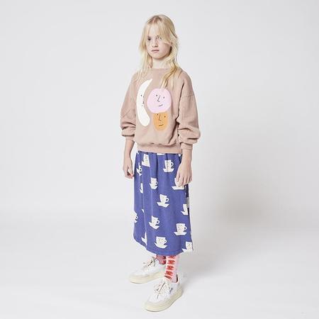 kids Bobo Choses Child  Fruits Print  Sweatshirt - Pink