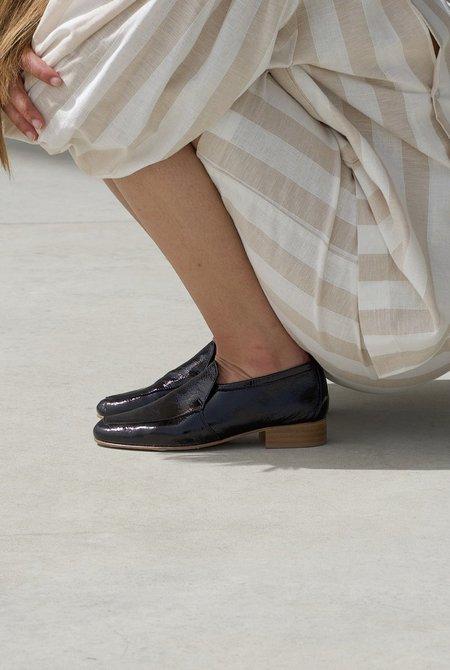 Anne Thomas Léo koti loafer - black