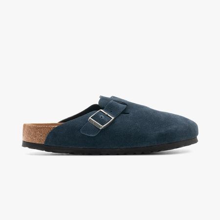Birkenstock Boston Soft Footbed sandals - blue