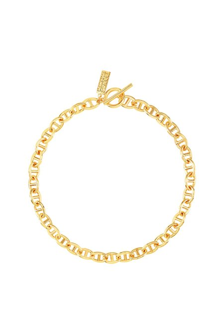Celeste Starre The Palm Beach Luxe Necklace - Gold