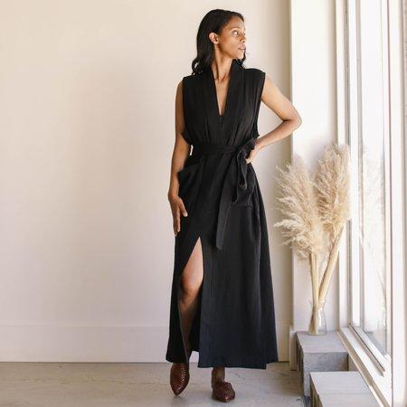 BAHHGOOSE Lu Dress - Black