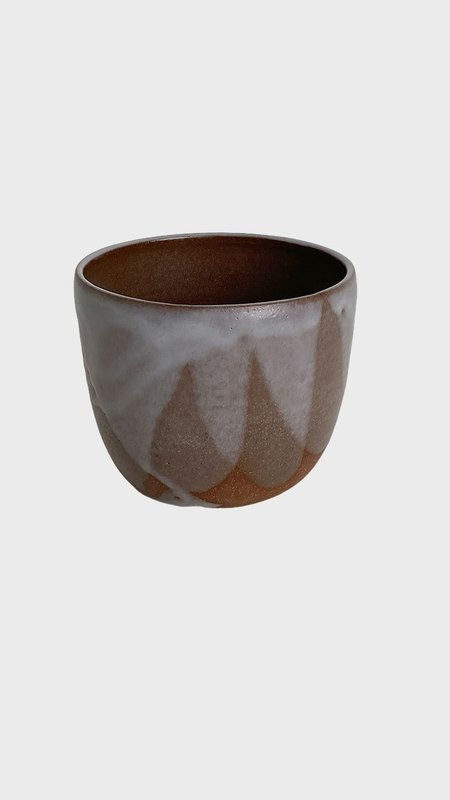 A.Cheng Large Frosted Planter