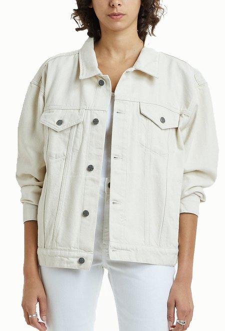 Ksubi Oversized Jacket - Ecru