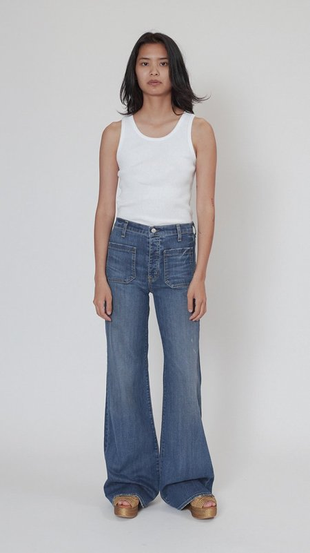Nili Lotan Florence Jean - Classic Wash