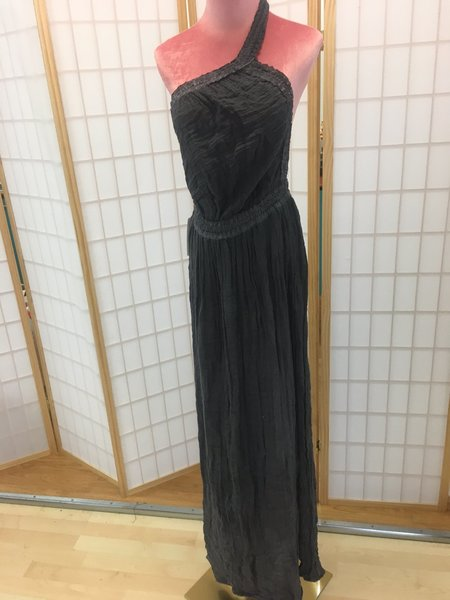 Jen's Pirate Booty Princeville Maxi Dress - Gauze Faded Black