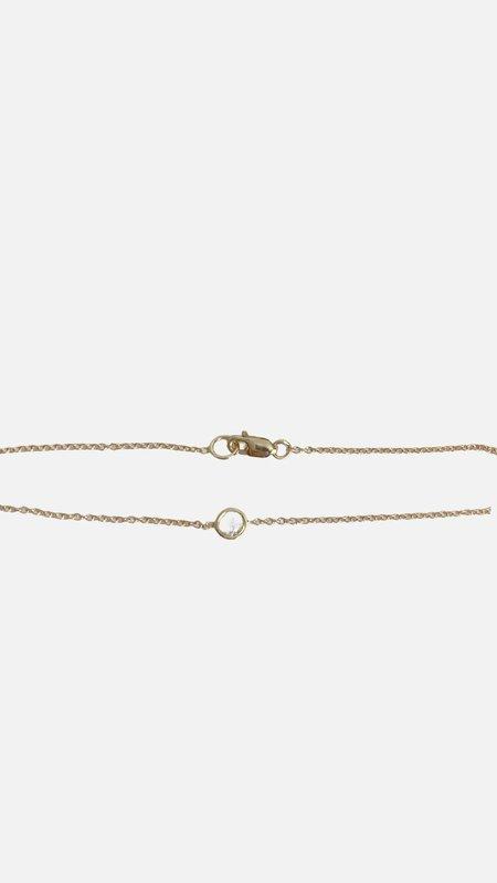 Hortense Flirty Diamond Bracelet - 14KT gold