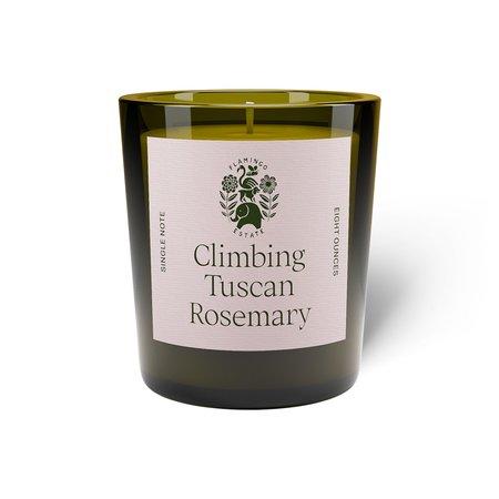 Flamingo Estate Climbing Tuscan Rosemary Candle