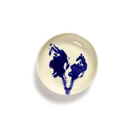 Serax Ottolenghi Feast Small Artichoke Dish - White/Blue