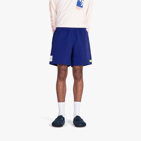 Mister Green Land Shorts / Washed Purple