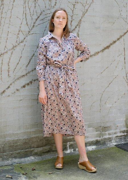 Xirena Leah Dress - Ivory Blossom