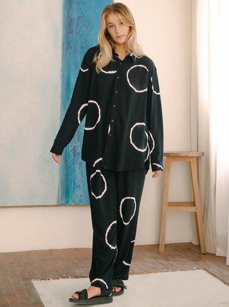SUKU Home Moon Winter Pyjamas - black