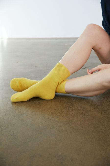 General Sleep Bed Socks - sun