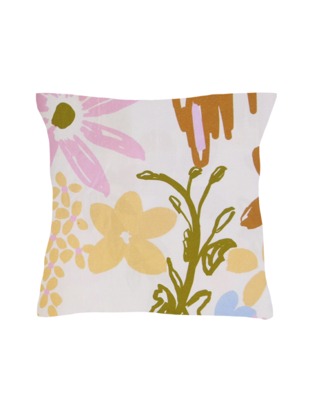 [Pre - Loved] Mosey Me The Garden Euro Pillowcase Set