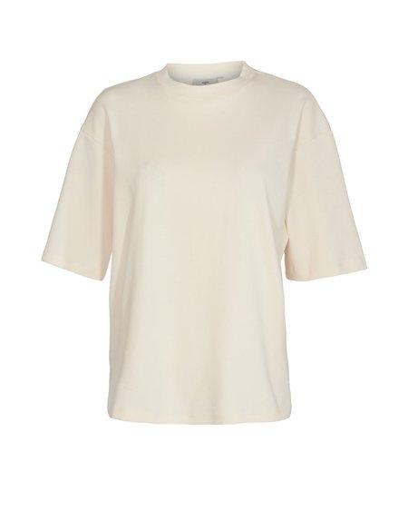 MINIMUM W Aarhusi SS 9047 T-Shirt - Broken White