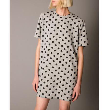 Le Superbe Easy Dots It Dress - HGRYBLK