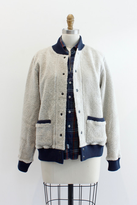 Chimala French Terry Jacket