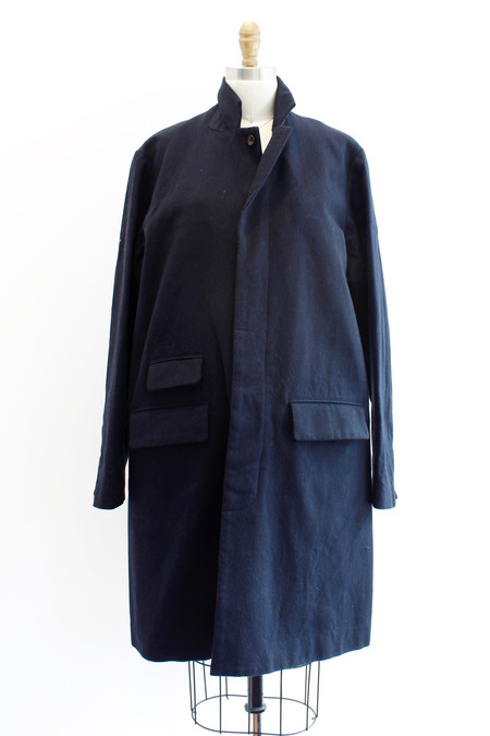 Chimala Navy Military coat