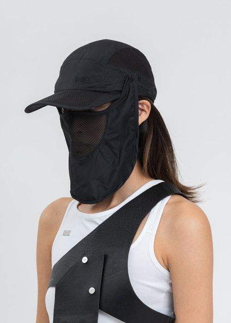 Heliot Emil Mask Cap - Black