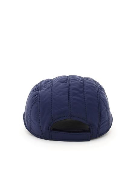 Maison Michel Hat with Visor - Blue