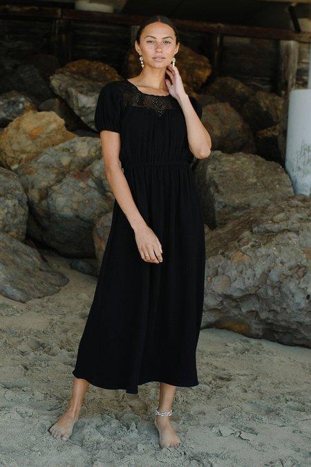 Rachel Pally Gauze Cami Dress - black