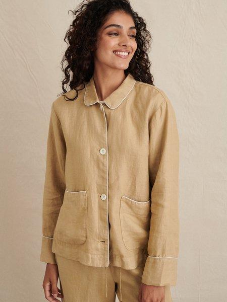 Alex Mill Polly Shirt Jacket - Vintage Khaki