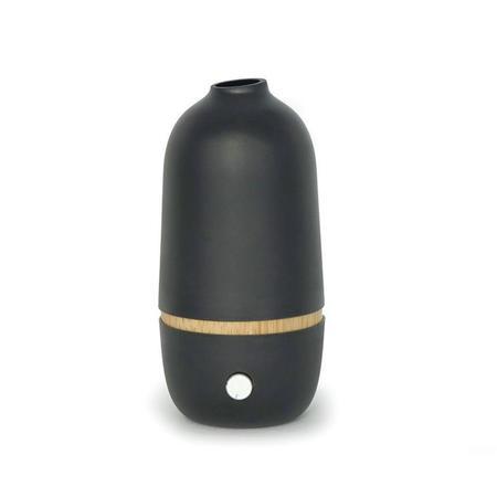 EKOBO ONA Aromatherapy Nebulizing Essential - Black