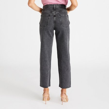 Etica Tyler Ankle Jeans - Smokey Mountain
