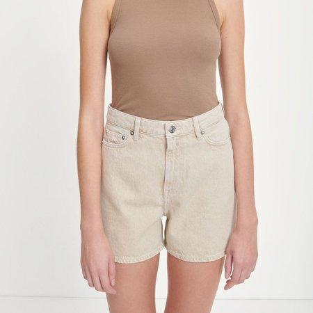 Samsoe Samsoe  Adelina Shorts - Brown Rice