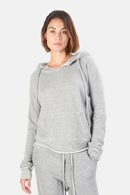 Nili Lotan Women's Rayne Sweatshirt Sweater - Heather Grey