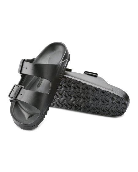BIRKENSTOCK Arizona EVA Sandals - Metallic Anthracite