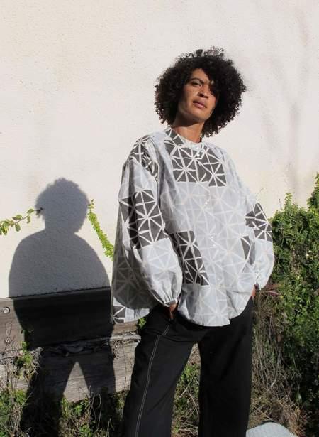 Seek Collective Aritst's Shirt - Geode Print