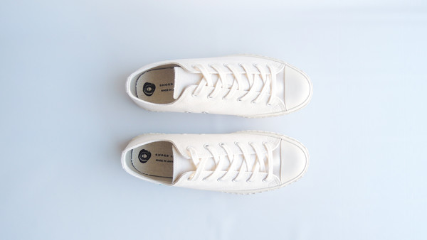 Shoes Like Pottery Low Tops - White