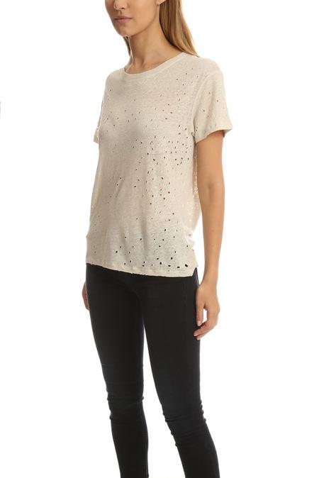 IRO .JEANS Sijae T-Shirt - Natural