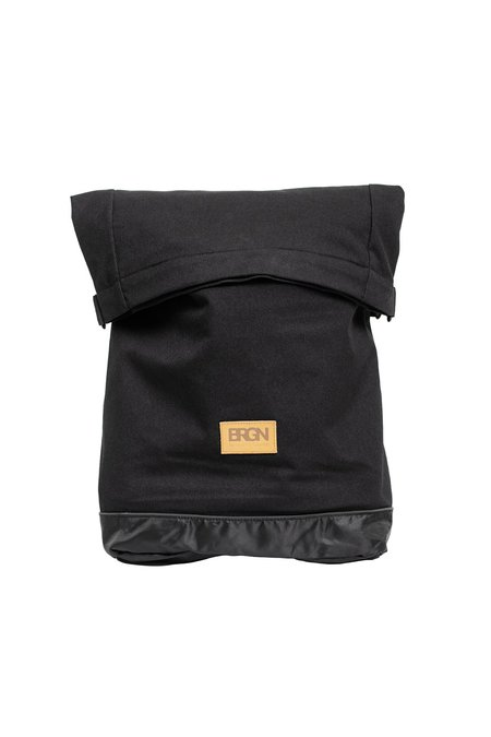 BRGN Small Backpack - New Black