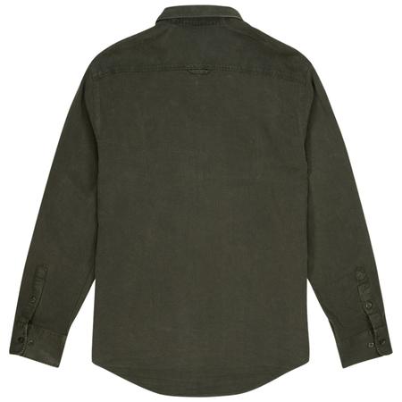 Filippa K Zachary Tencel Shirt - Moss Green