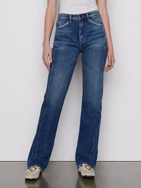 FRAME Denim Le Jane Jeans - Kessler