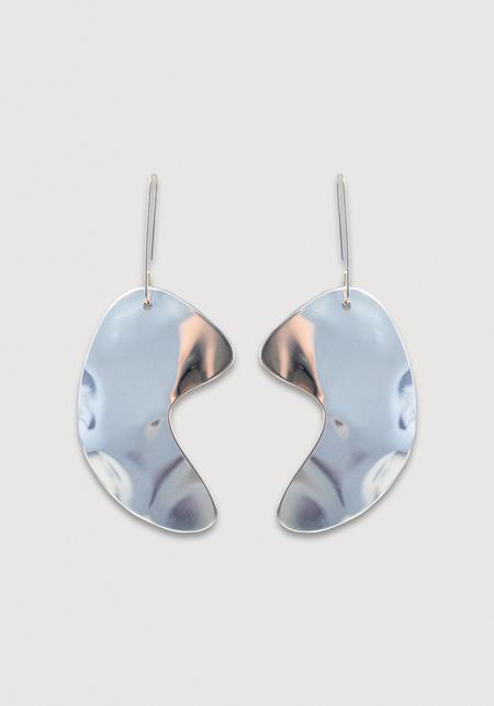 OK KINO Earrings - steel