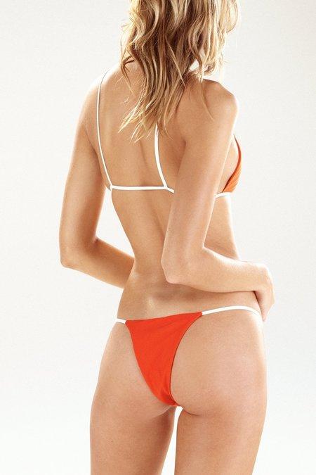 Steven Alan Cayman Bottom - Orange